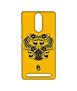 KR Yellow Tiger - Sublime Case for Lenovo K5 Note