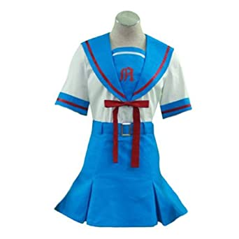 Haruhi Suzumiya Cosplay Costume - Senior High Female Summer XX-Small