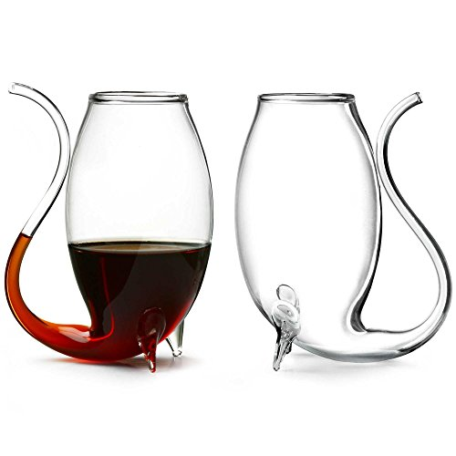 Port Sippers by bar@drinkstuff - Pack of 2 | Port Glasses, Brandy Sippers, Sipper Glasses