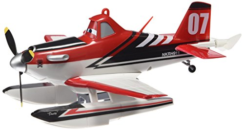 Planes - Avión Dusty giratorio para el techo (Majorette 3089672)