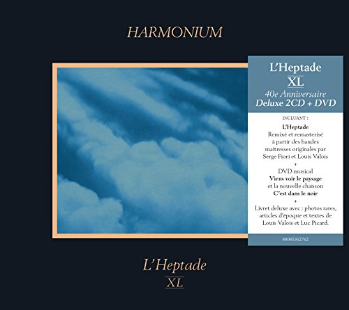 L'Heptade XL (2CD + 1DVD Deluxe Digi-Pack Edition)