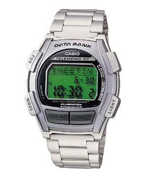 Telememo 30 Wr50m Casio Telememo Watch Parts Gt Gt How To