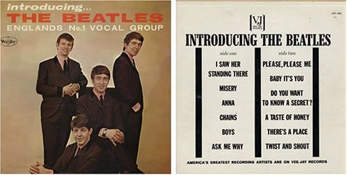 The Beatles - Introducing the Beatles - Zortam Music