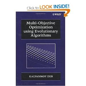 Ebook using objective multi optimization evolutionary algorithms
