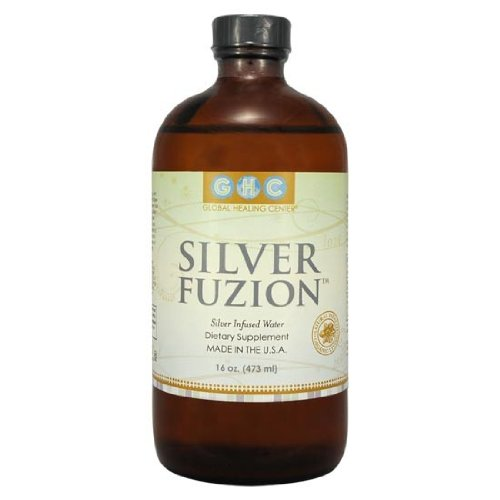 Silver Fuzion ~ Liquid Colloidal Silver Supplement ~ Silver Infused Water