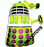 Large Balloons : 22 inch Doctor Who Dalek Balloon (supplied flat)