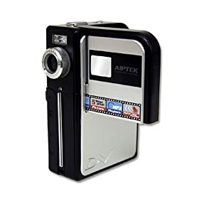 Aiptek DV5900 5 Megapixel Pocket Digital Camcorder