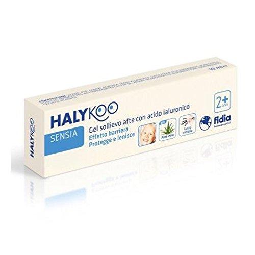 Fidia Farmaceutici Halykoo Gel Sollievo Afte Con Acido Ialuronico 10 ml