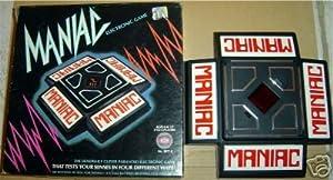 Maniac Electronic Game
