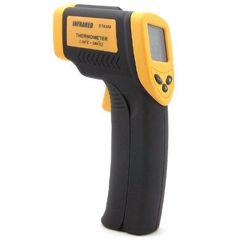 Termometro digitale laser a infrarossi -50°C ~500°C