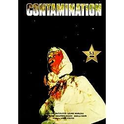 Contamination (Alien Contamination) [VHS Retro Style] 1980