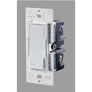 Leviton Vze06 1lx Vizia 600 Watt 120 Volt Ac Electronic