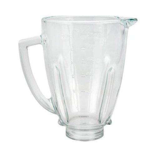 Replacement 124461-000 Round Glass Blender Jar, 5