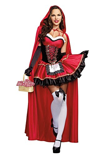 McDon (Little Red Riding Hood Halloween Costume Ebay)