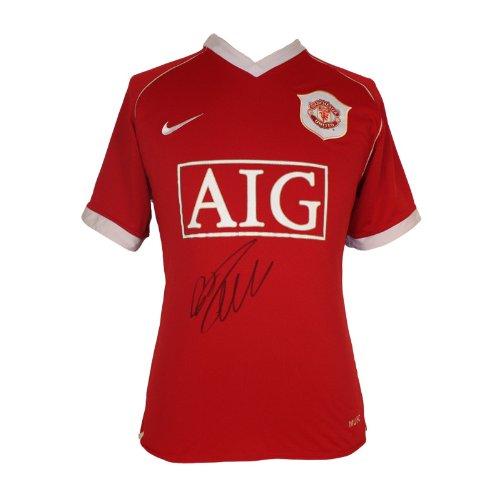 info for 6e1c8 f18cd Cristiano Ronaldo Signed Manchester United Home Jersey 2006 ...