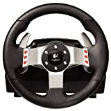 Logitech G27 Racing Wheel - Wheel, Pedals And Gear Shift Lever Set