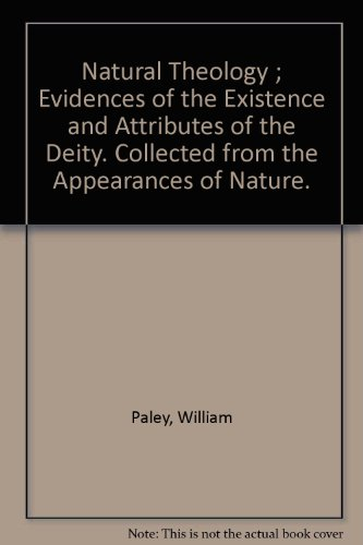 a literary analysis of the existence of a deity The existence of god is held to be grounded in human experience  these views were first made known generally in the interpretation of dreams (1900),.