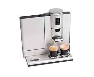 Inventum Cafe Invento HK11W Kaffeepadmaschine weiß metallic