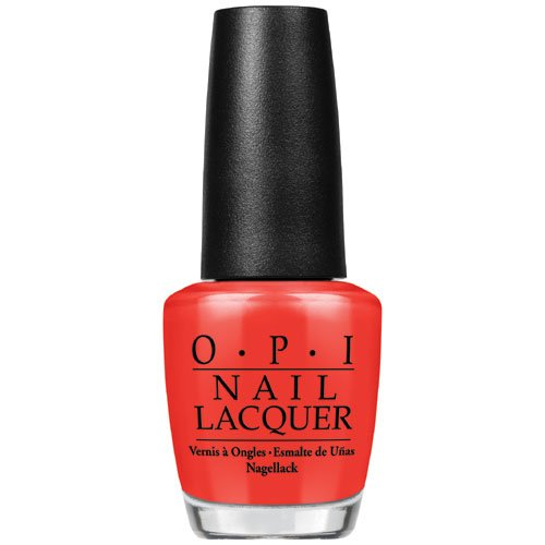 OPI ネイルラッカー NLE76 15ml MY PAPRIKA IS HOTTER THAN YOURS