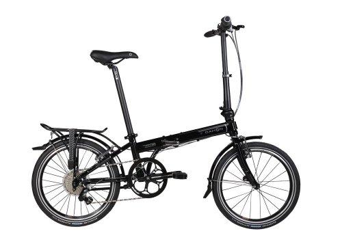 Dahon Speed P8 Folding Bike, Obsidian