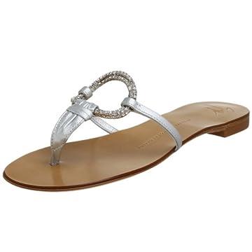 Giuseppe Zanotti Women's E90061 Thong Sandal