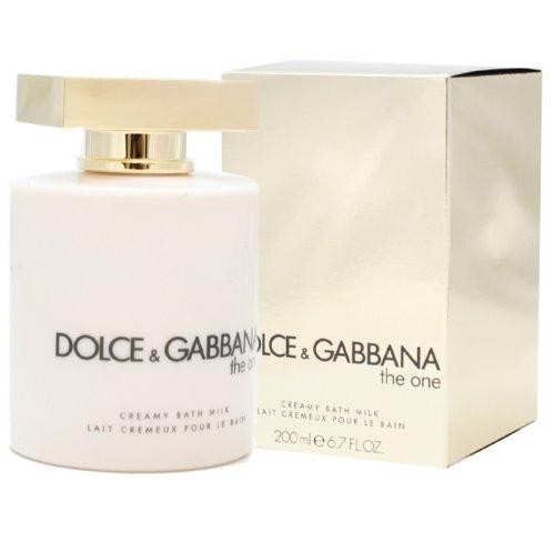dolce-gabbana-the-one-von-dolce-gabbana-fur-damen-creamy-bath-milk-67-oz-200-ml