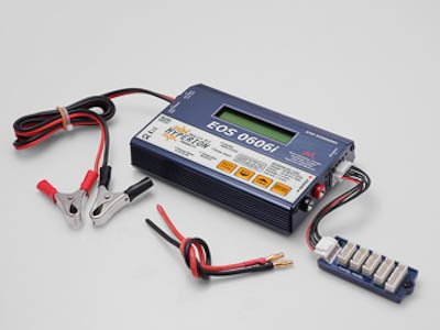 Hyperion Eos0606I Dc Balancing Charger 6S, 6A, 50W