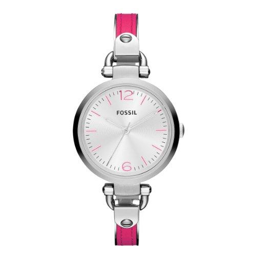 3d4a9a819110 Fossil ES3258 - Reloj analógico de cuarzo para mujer con correa de  plástico