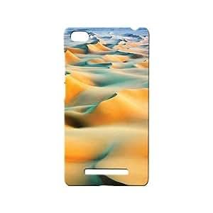 BLUEDIO Designer 3D Printed Back case cover for Xiaomi Mi4i / Xiaomi Mi 4i - G7229