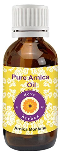 Pure Arnica Oil 30ml-Arnica montana
