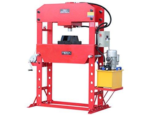 Rotek-100t-Werkstattpresse-WZWP-100EVx4-elektrohydraulisch