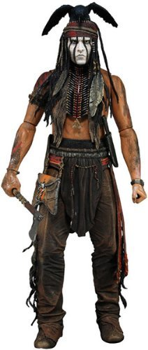 "The Lone Ranger Series 1 Action Figure 7"" Tonto"