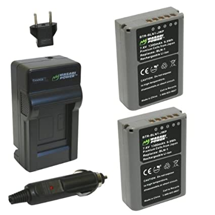 Wasabi-Power-Battery-and-Charger-Kit-for-Olympus-BLN-1-BCN-1-and-Olympus-OM-D-EM-5