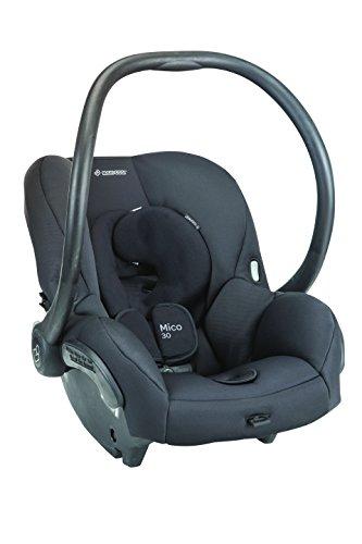 Maxi-Cosi Mico 30 Infant Car Seat, Devoted Black (Maxi Cosi Mico Infant Car Seat compare prices)