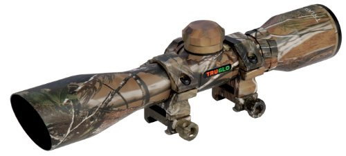 Truglo Compact Strut N Rut Scope 4X32  Rings