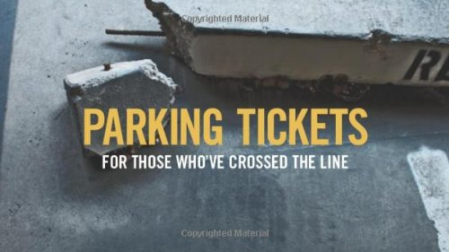 Parking Tickets: For Those Who've Crossed the Line (Ticket Booklet compare prices)