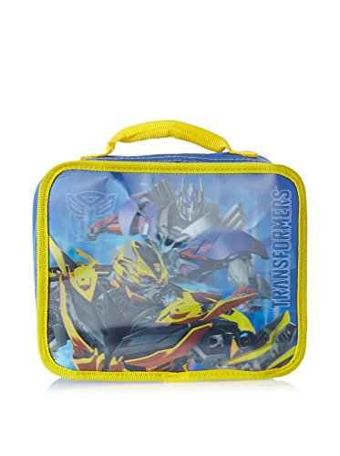 Transformers 4 Bumblebee Insulated Lunchbox Lunch Bag - 1