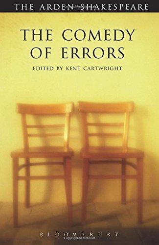 the comedy of errors essay