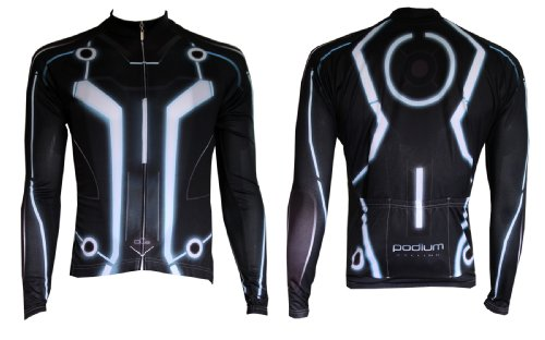 Buy Low Price Tron Cycling Jersey (B005J6B91Y)