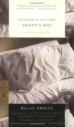 Swann's Way (Modern Library Classics)