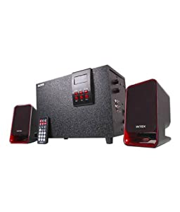 Intex IT 1875 SUF Multimedia Speaker  Blue  available at Amazon for Rs.1599