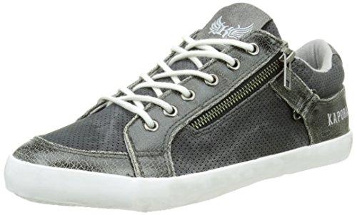 KaporalTed - Sneaker Uomo , Grigio (grigio), 44