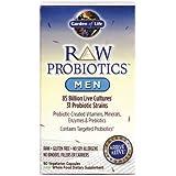 Garden of Life RAW Probiotics Men, 90 Capsules