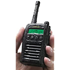 Ritron JU-410 Professional, 4 watt UHF two-way radio, 10 channels, by Ritron