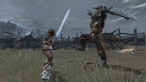 Golden Axe: Beast Rider screenshot