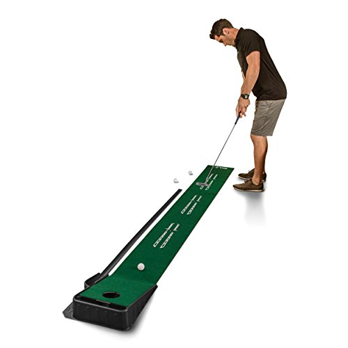 sklz-accelerator-pro-indoor-putting-green-with-ball-return-9-feet-x-1625-inches