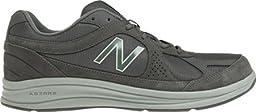New Balance Men\'s MW877 Walking Shoe,Grey,13 4E US