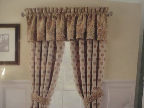 Waterford Sullivan Tailored Valance - 1