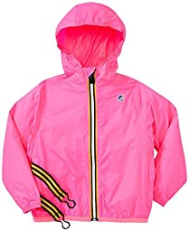 K-Way Claude Kids 3.0, Fuxia Fluo, 3Y
