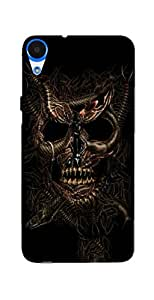 Insane HTC Desire 820Q Back Cover-High Quality Designer Cases And Covers for HTC Desire 820Q